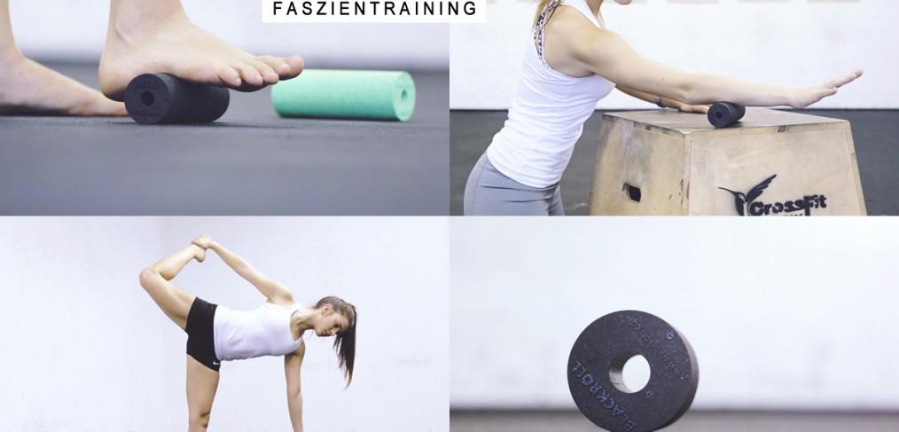faszien training übungen