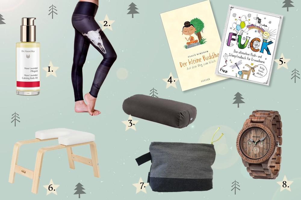 Weihnachtsgeschenke für Yoga Fans | Last Minute Yogi Xmas Gifts ...
