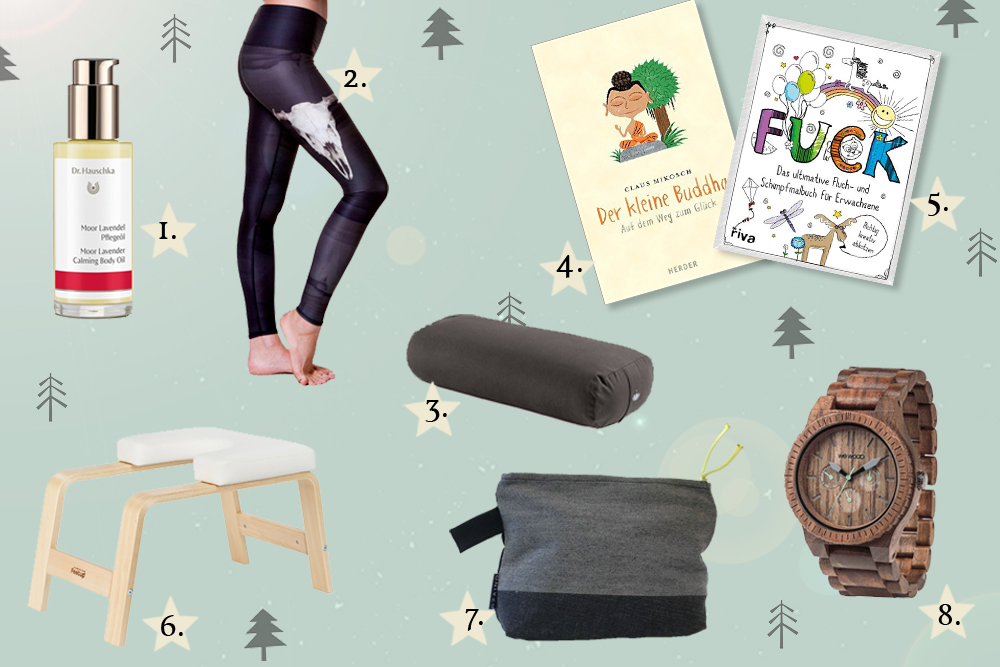 Geschenke fur yoga fans