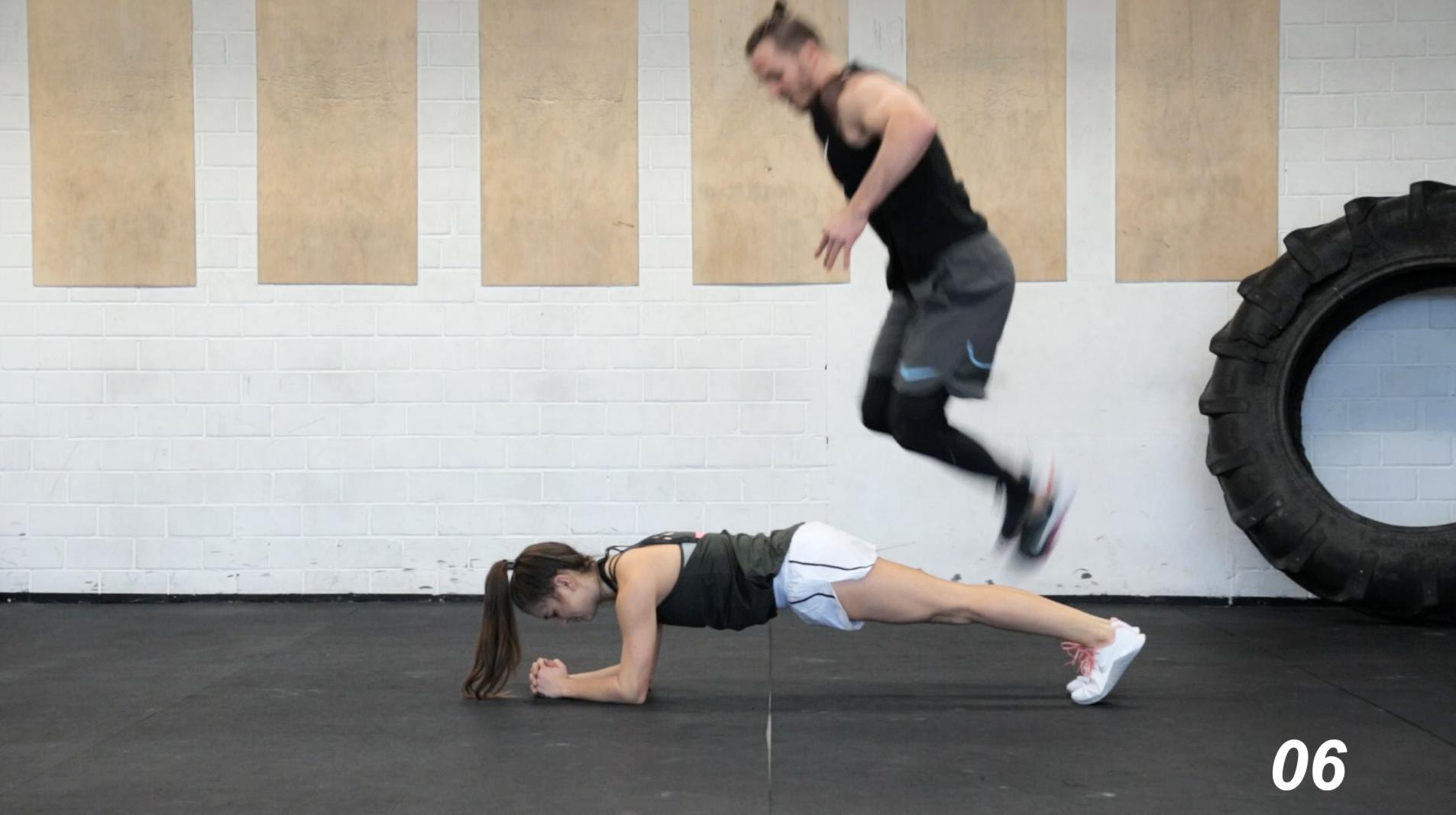 Partner-HIIT-Workout-Fatburning-2