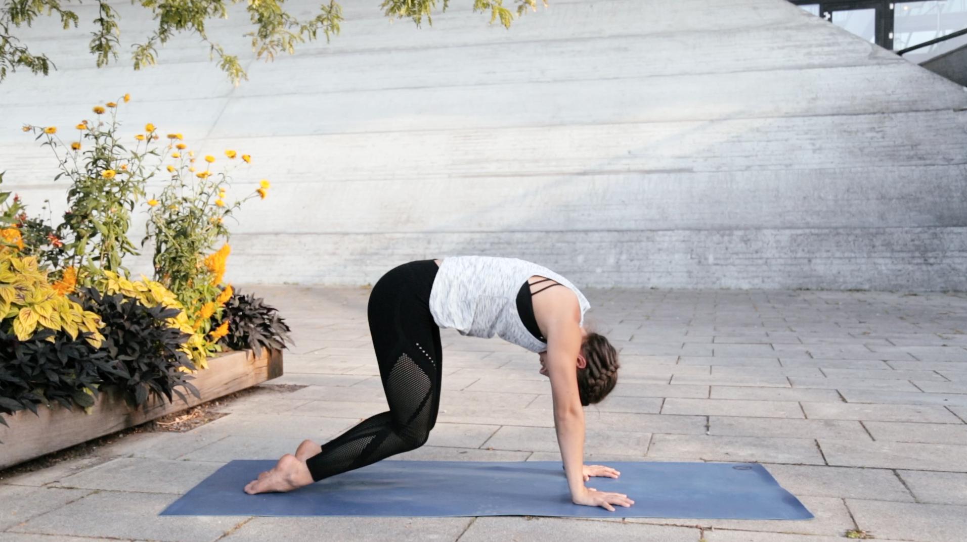 Yoga für den Bauch   Ein starkes Zentrum für mehr ...